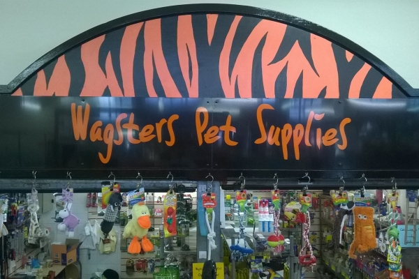 Wagsters Pet Supplies - Chelmsford Market